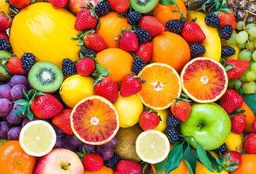 Frukter som främjar viktnedgång: naturligt och gott!
