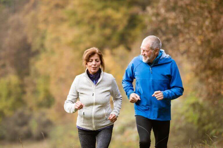 Fokusera på träning och kost