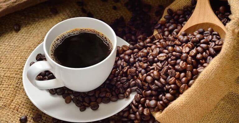 Kaffe och bönor