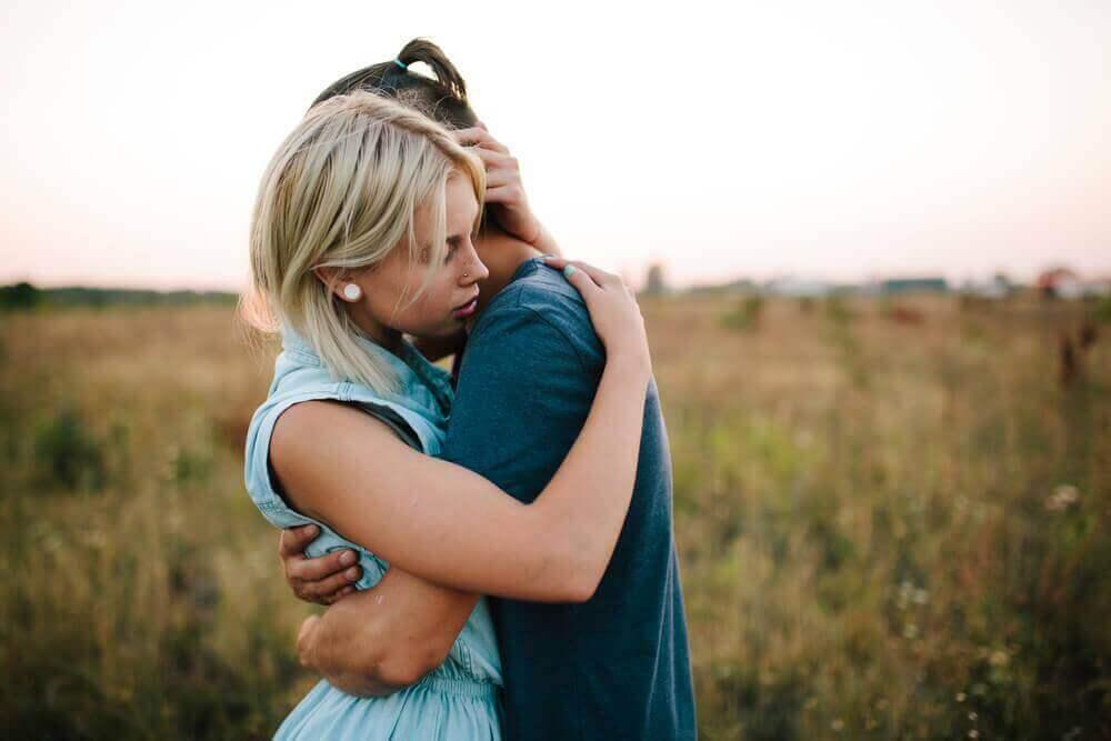Kram för att må bättre