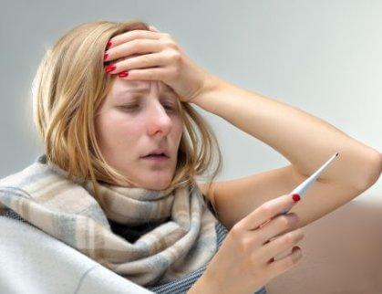 Lagerbladsoljaär bra om du har feber