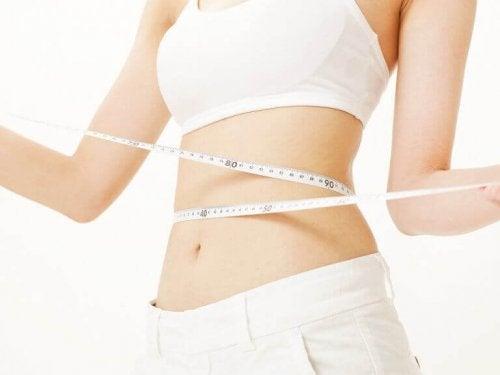Prova den här effektiva dieten för att minska midjemåttet