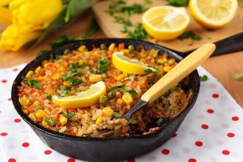 Utsökta och enkla recept på paella