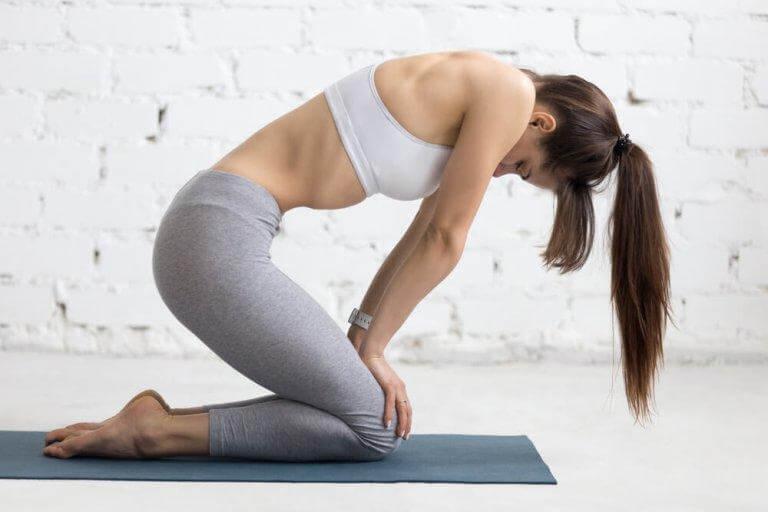 Det går att få bukt med abdominalseparation med hypopressiv träning