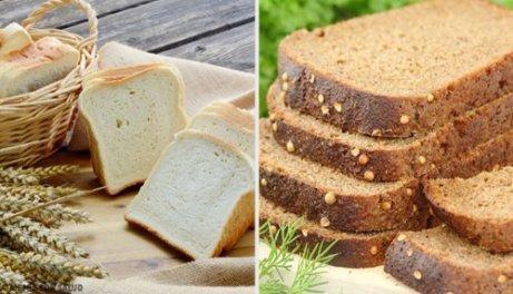 Vitt bröd och fullkornsbröd – vilket är egentligen bättre?