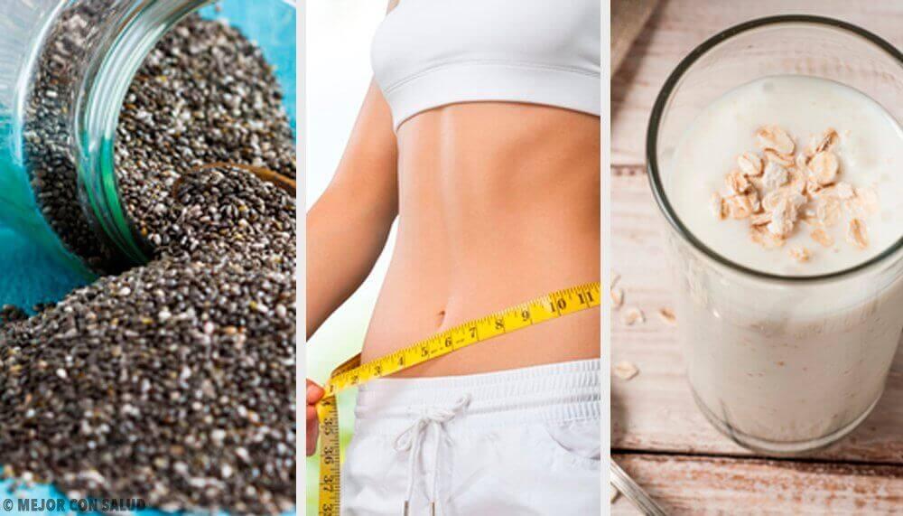 6 perfekta fettförbrännande livsmedel