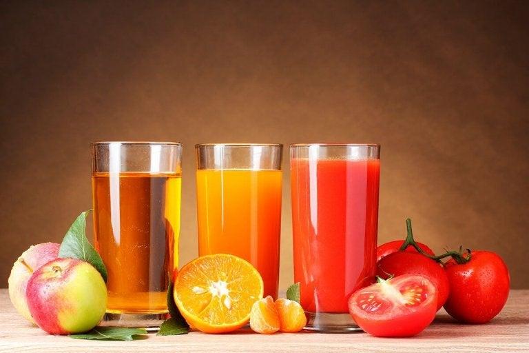 Viktminskningsjuicer som ger resultat på nolltid
