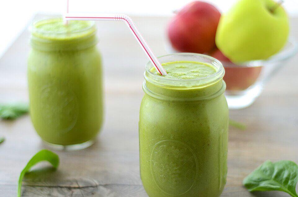 Morots- och äppeljuice