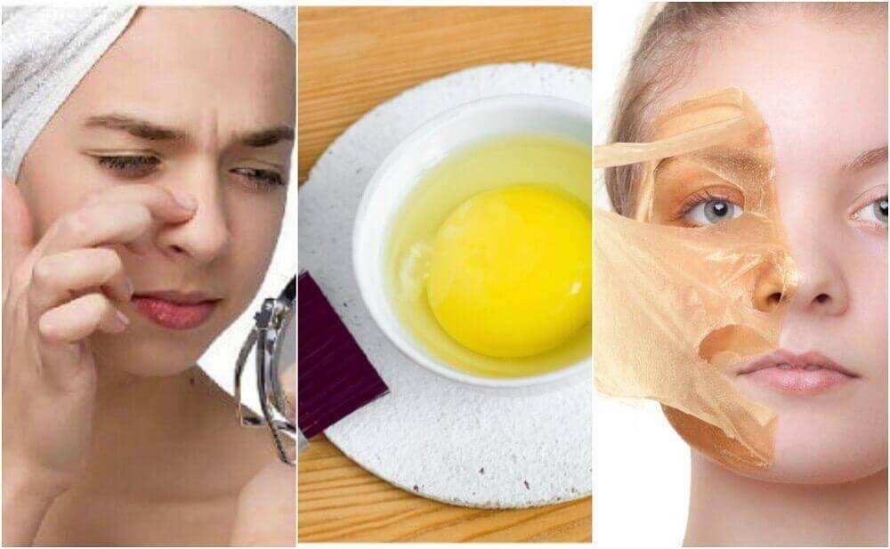 5 äggmasker som ger dig vackrare hy