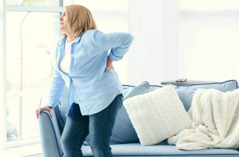 Hur man blir av med ryggvalkar - tips och råd