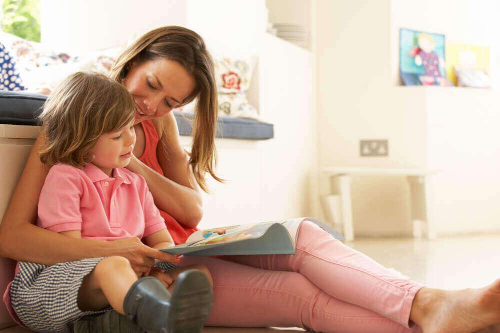 5 barnböcker dina barn bör ta del av innan de fyller 6