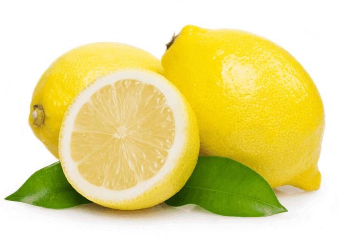 Citroner kan användas för hudproblem