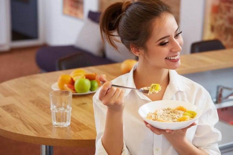 Frukostregler när du vill gå ner i vikt