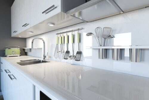5 sätt att hålla köket skinande rent