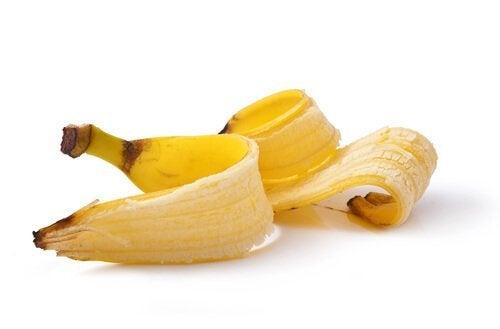 Kasta inte bananskal