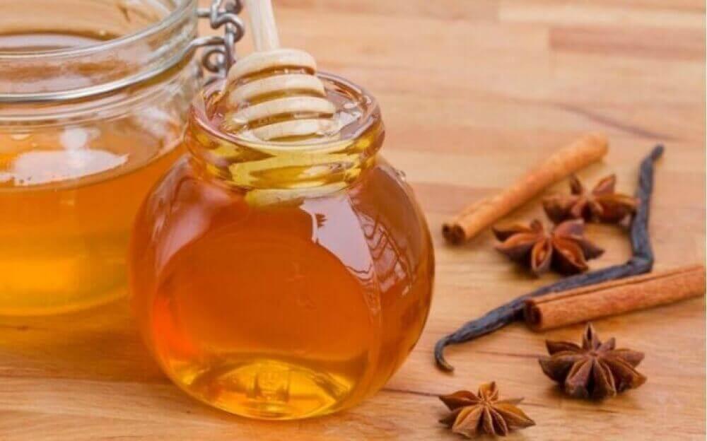 Motverka förkylning med honung