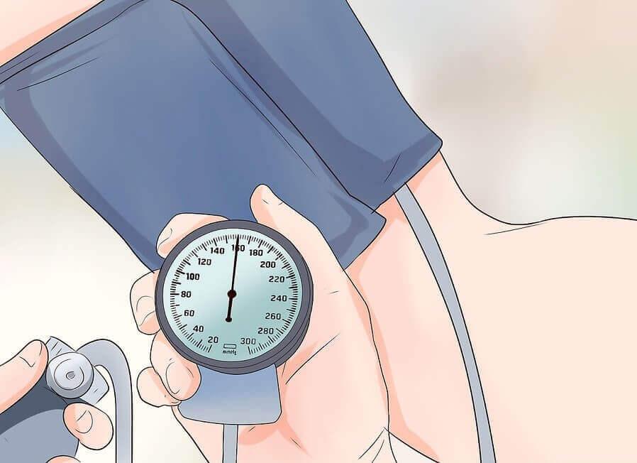 träna med högt blodtryck
