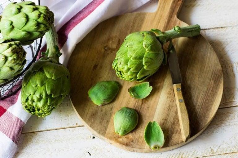 3 utsökta recept med kronärtskocka för viktnedgång