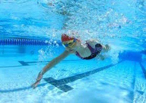 Simning är bra
