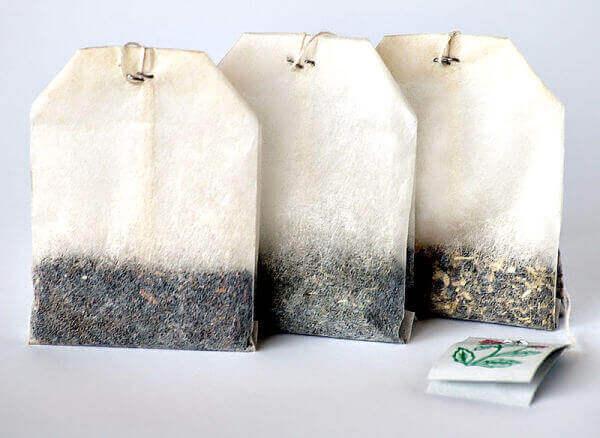 Tepåsar mot insektsbett