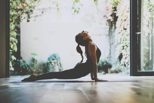 Yoga främjar inte viktnedgång