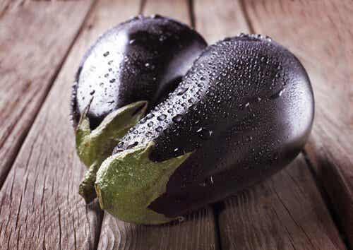 5 huskurer med aubergine för din hälsa