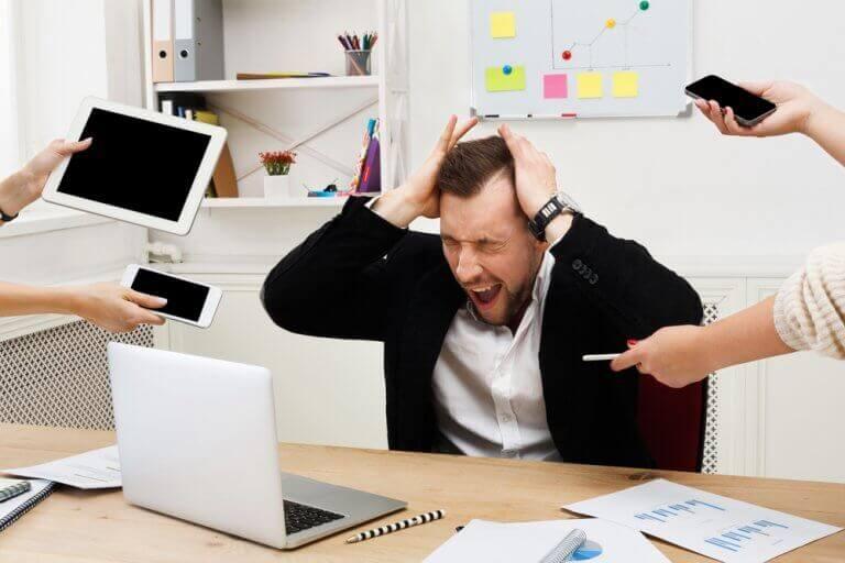 Negativa effekter av stress