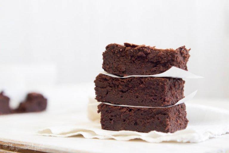 brownies som får barn att äta grönsaker