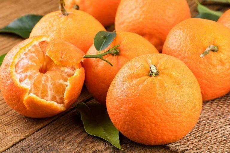 Clementiner motverkar infektioner