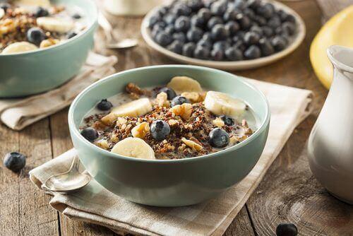 Frukost för viktminskning – Detta bör ingå