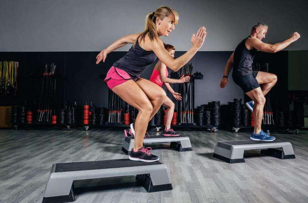 De mentala och fysiska fördelarna med aerobisk träning
