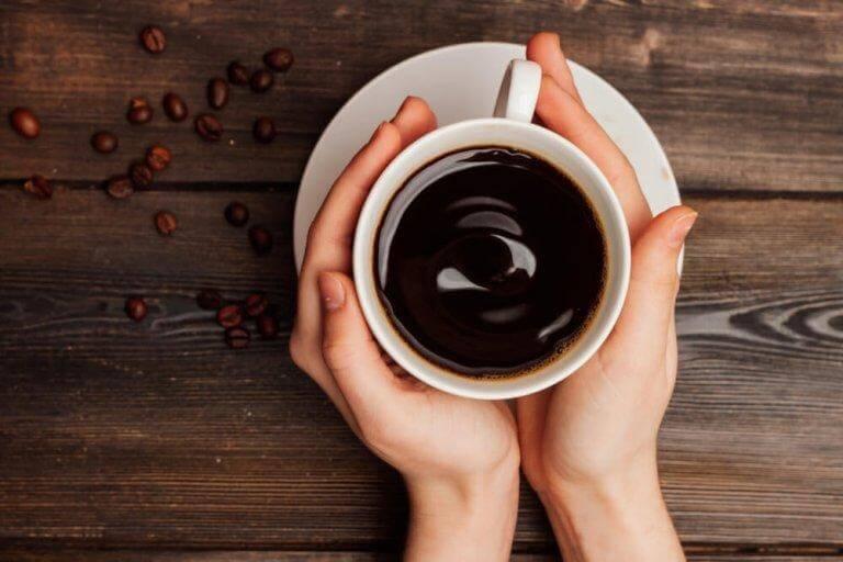 Kaffe kan vara skadligt för magen