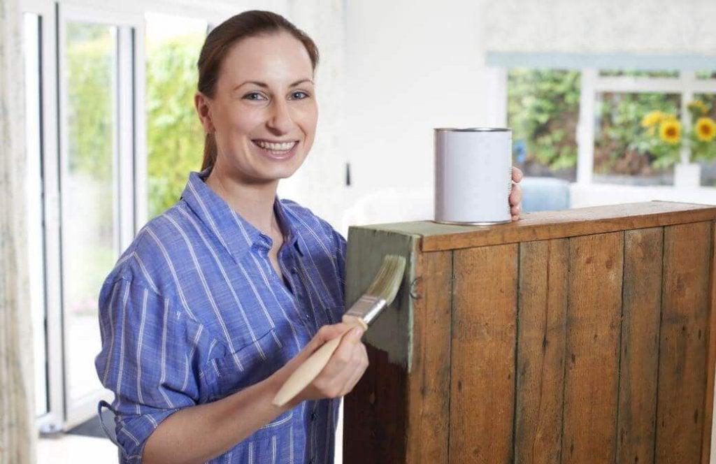 5 idéer för att återanvända möbler som du kommer älska