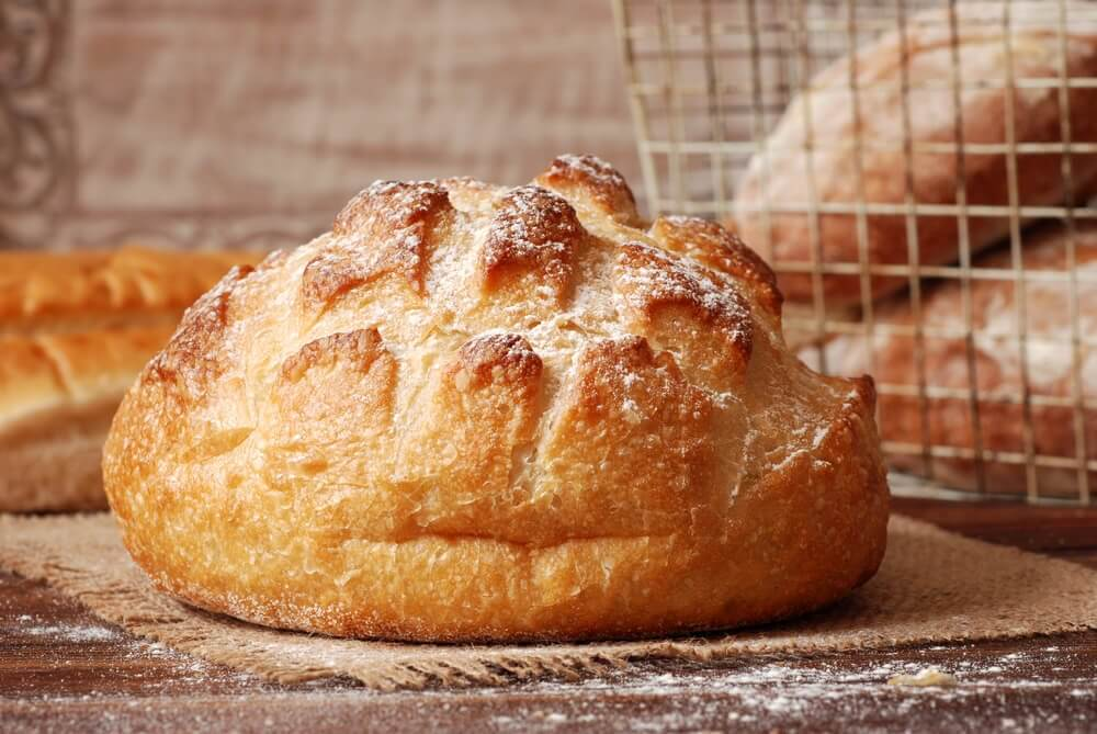 Lär dig att göra ett enkelt och gott italienskt bröd