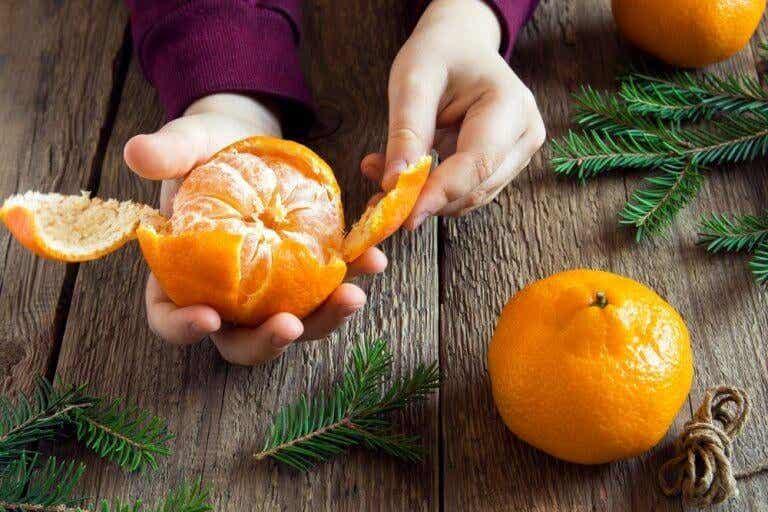 Känner du till varför det är så bra att äta clementiner?