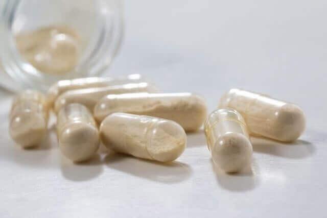 Probiotikakapslar
