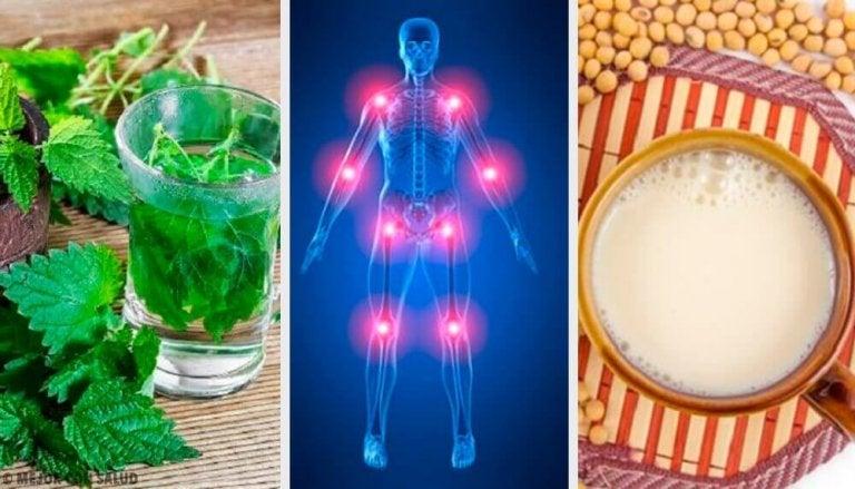 6 effektiva sätt att lindra skelettsmärtor