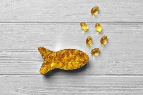 fiskolja bra för
