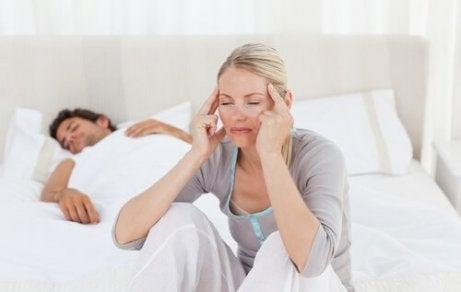Vätskebrist kan leda till huvudvärk