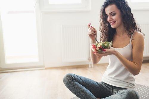Lär dig äta rätt