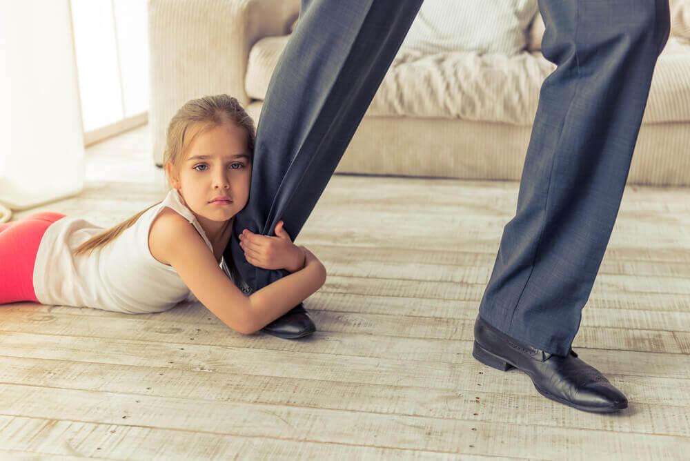 6 egenskaper som kännetecknar en frånvarande förälder