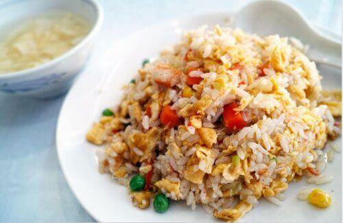 Kinesiskt ris