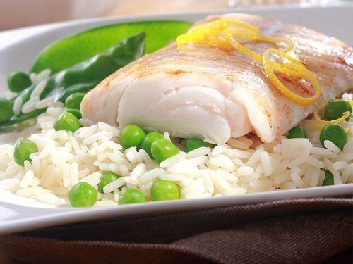 Fisk innehåller många olika näringsämnen