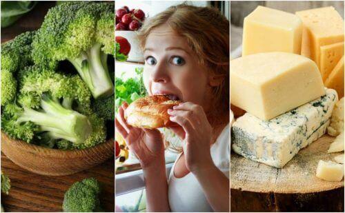 7 livsmedel man inte ska äta på kvällen