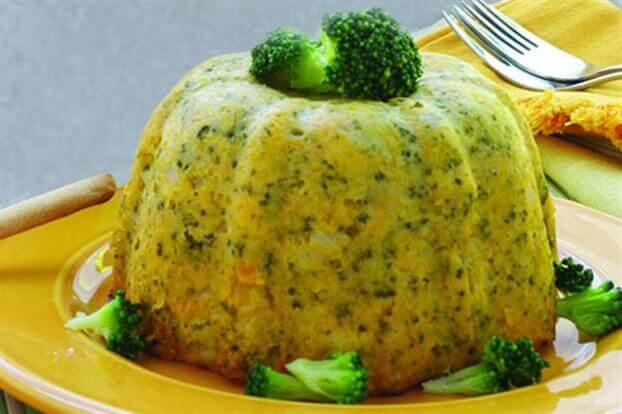 Prova något nytt - grönsaksbröd!