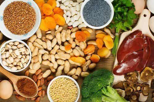 Ät dessa livsmedel för att höja dina nivåer av järn