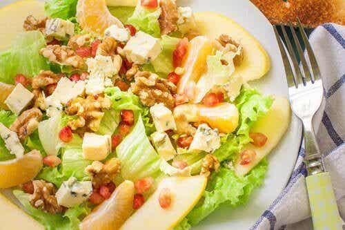 7 hemligheter till en middag med få kalorier