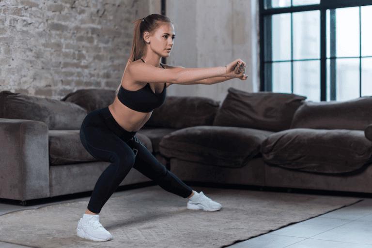 5 effektiva övningar för vackra höfter