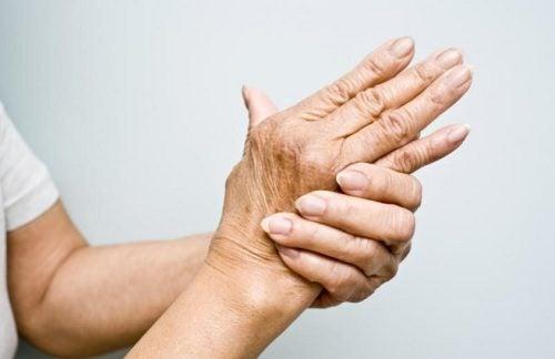 Smärta i handen