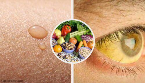 Vanliga tecken på vitaminbrist och vad du bör göra